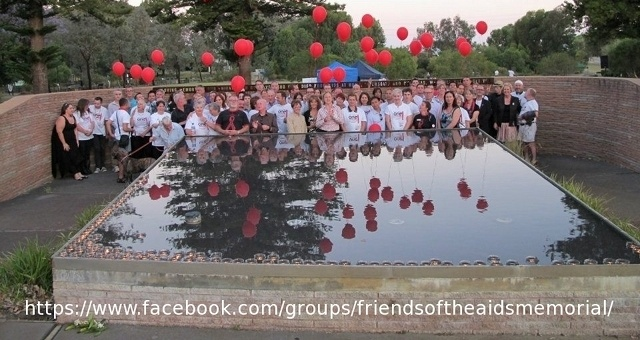 Friends of the AIDS Memorial Group